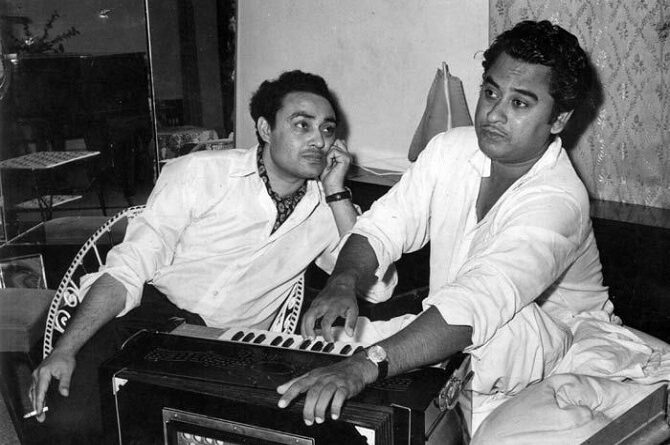 Kishore Kumar, The Legend Who Sang And Time Took A Break To Listen
