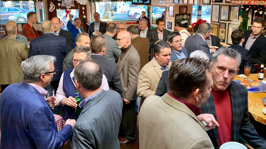 Men's Holiday Luncheon