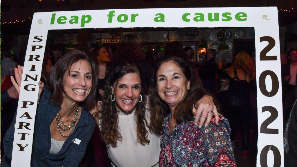 Spring Party Fundraiser Feature