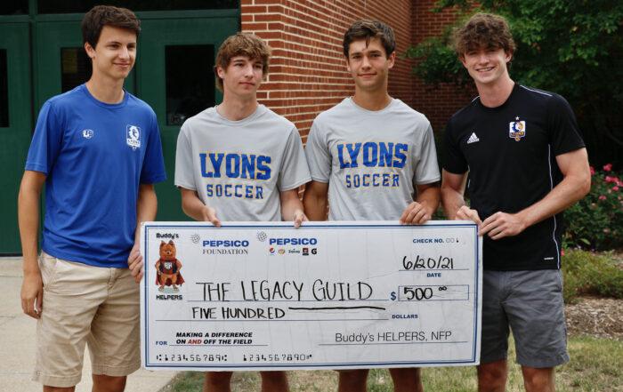 LT Boys Soccer