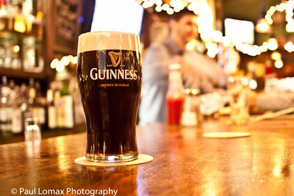 Guinness Pint Piper's Kilt of Inwood