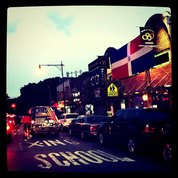 Dominican York - Dyckman Street