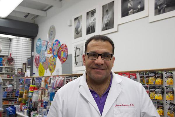 Dichter Pharmacy - Manny Ramirez
