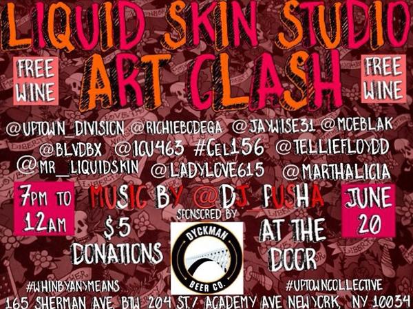 Liquid Skin Studio Art Clash