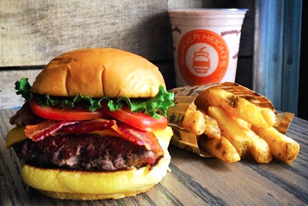 Burger Heights - Washington Heights