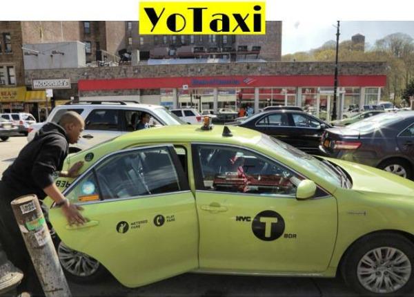 Yo Taxi - Dyckman