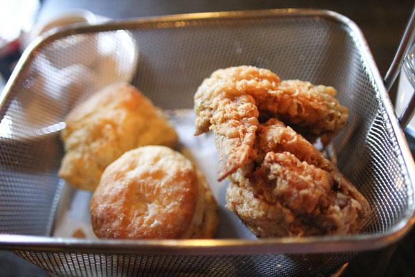 BLVD Bistro - Harlem - Chicken Bisquits