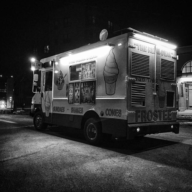 Ice Cream Truck - Washington Heights