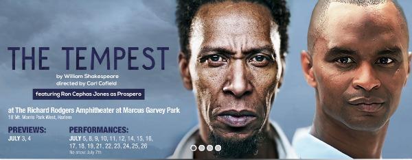 The Tempest - CTH - Harlem