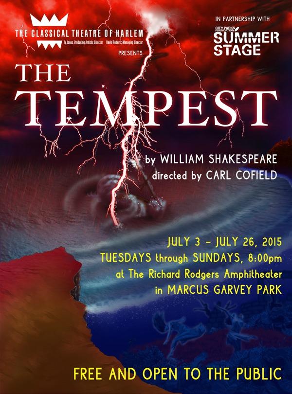The Tempest - Harlem