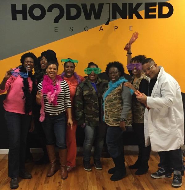 Hoodwinked Escape - Group