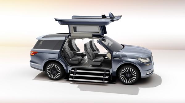 Lincoln Navigator Concept Car
