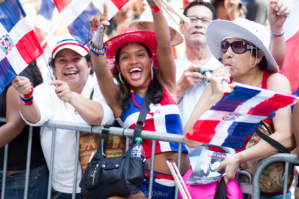 Dominican Day Parade 2012