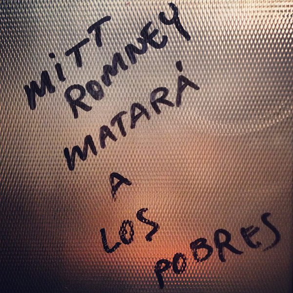 Mitt Romney - Washington heights