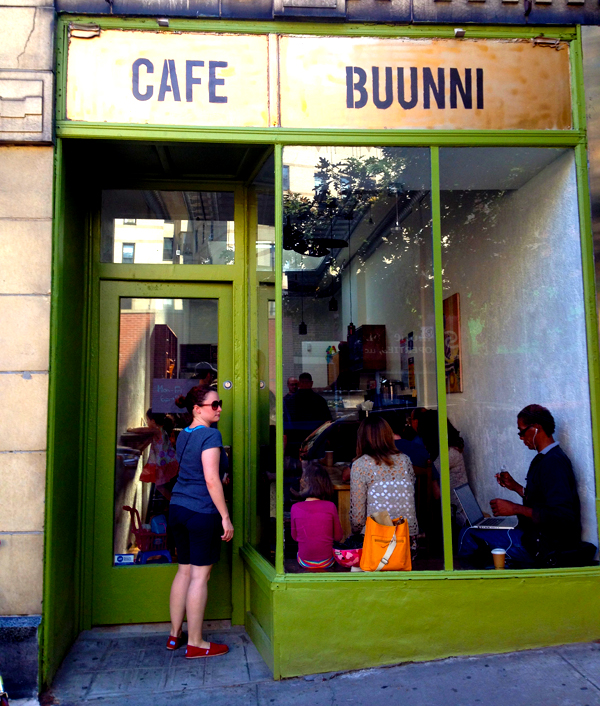 Cafe Buunni