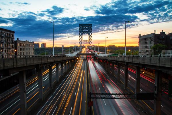 Happy B-Day George Washington Bridge!