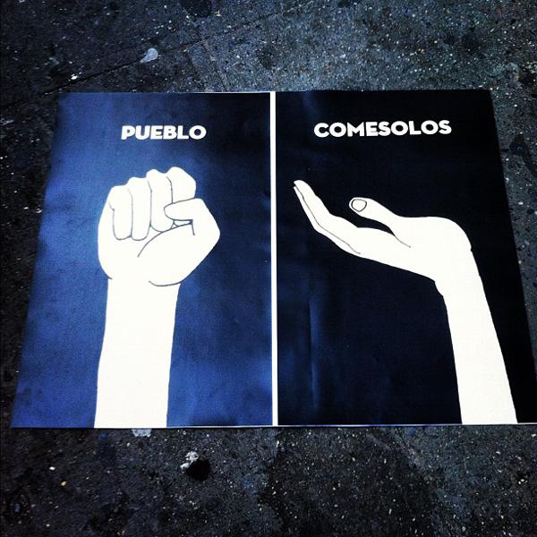 No Ala Reforma - El Pueblo