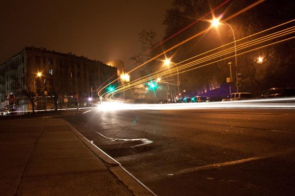 Washington Heights Streets