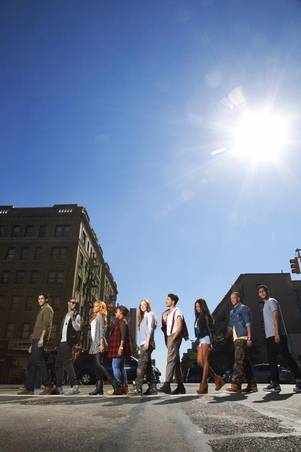 MTV Washington Heights Group Shot