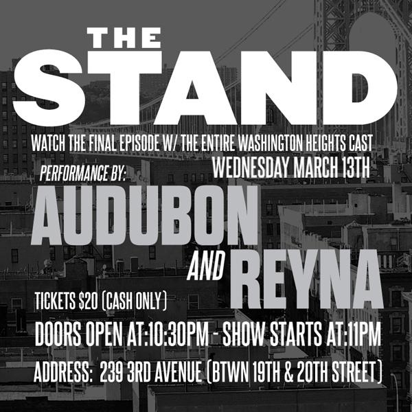 The Stand - Washington Heights MTV