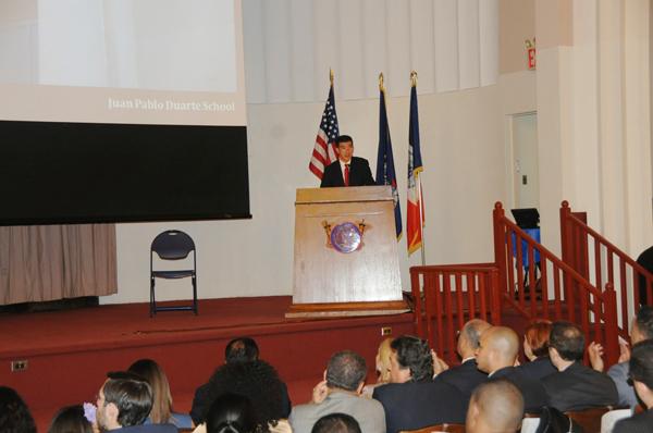 Ydanis Rodriguez - State of Northern Manhattan Speech