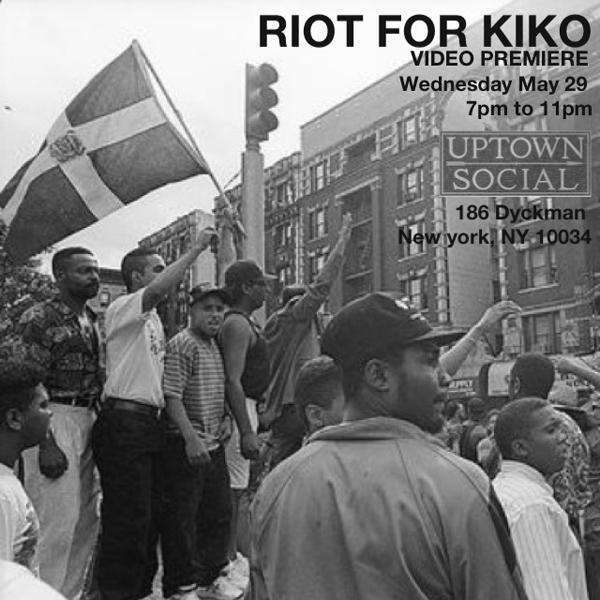 Riot For Kiko