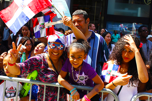 2013 Dominican Day Parade