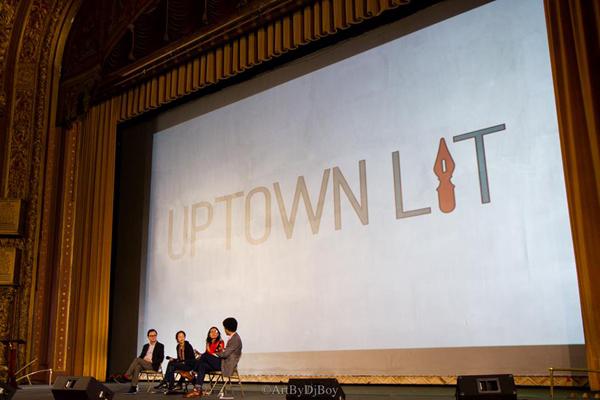 Uptown Lit - Art By Dj Boy