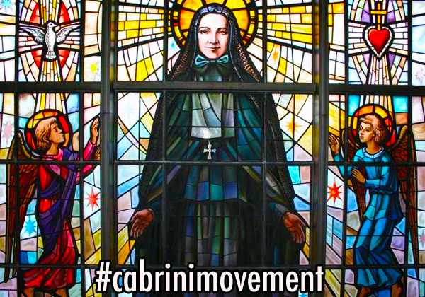 Mother Cabrini - Washington Heights - Cabrini Movement