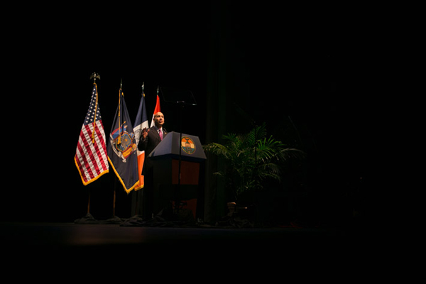 Ruben Diaz - State of the Borough Address