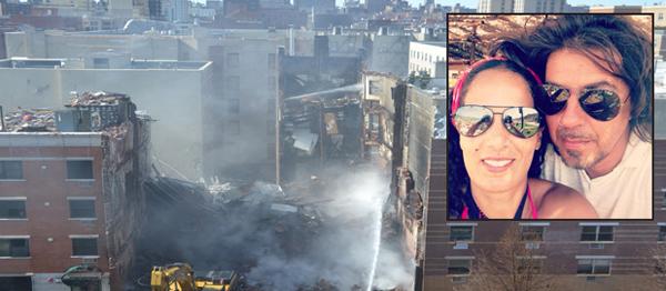 East Harlem Explosion - Manhattan Times