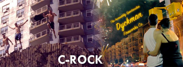 C-Rock - Dyckman Foreworks