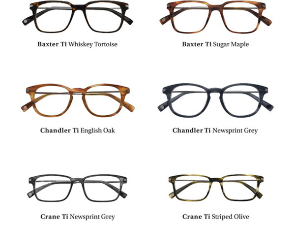 2014 Warby Parker Fall Collection - Uptown Collective