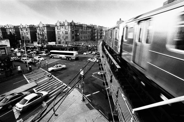 James A. Ridley - Selfless Selfies - NoMAA - Washington Heights - Dyckman - 1 Train