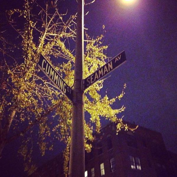 Cumming and Seamen Street - Inwood