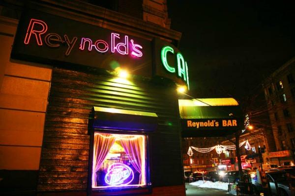 Reynold's Bar - Washington Heights