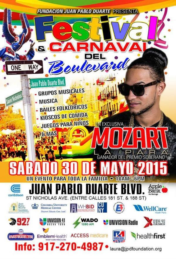 Carnaval del boulevard