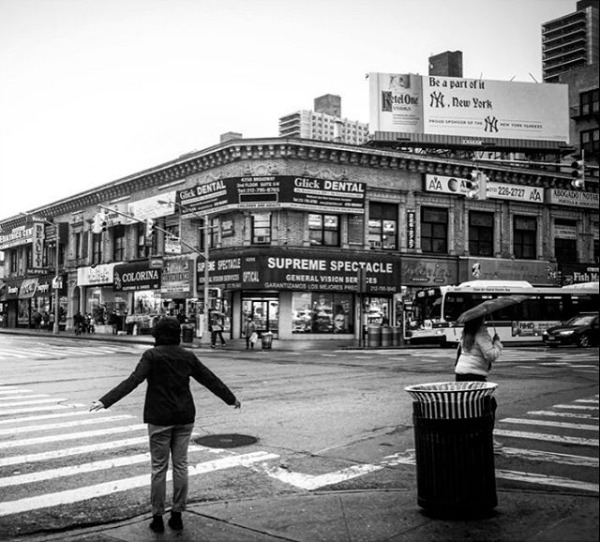 Rainy Day - 181st Street