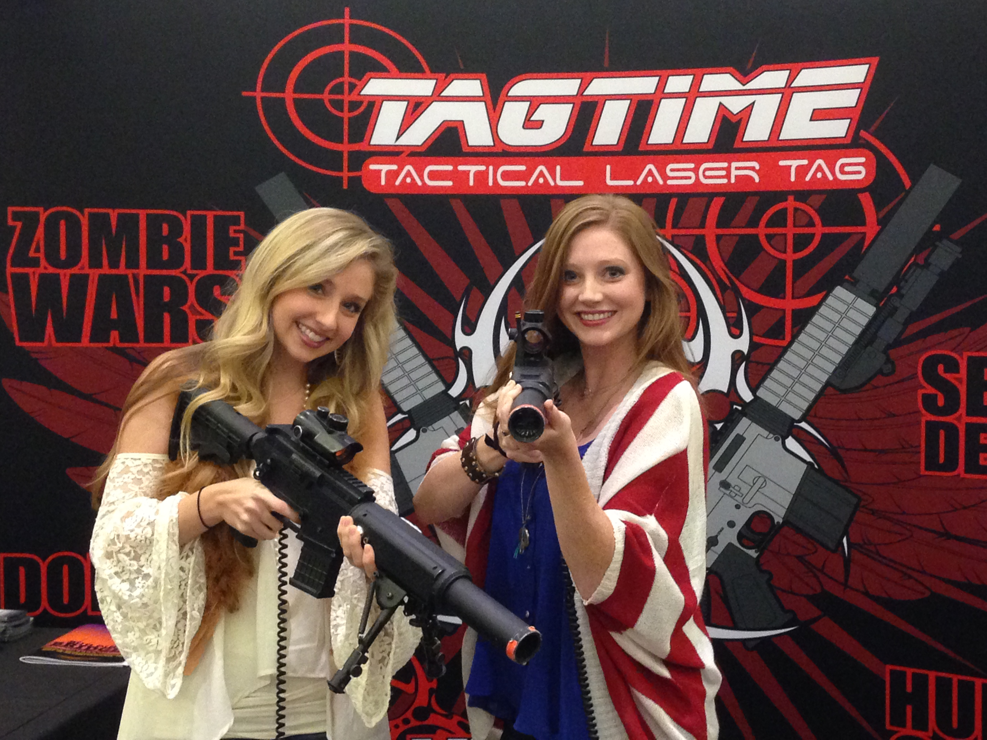 Tagtime Laser Tag Taggers