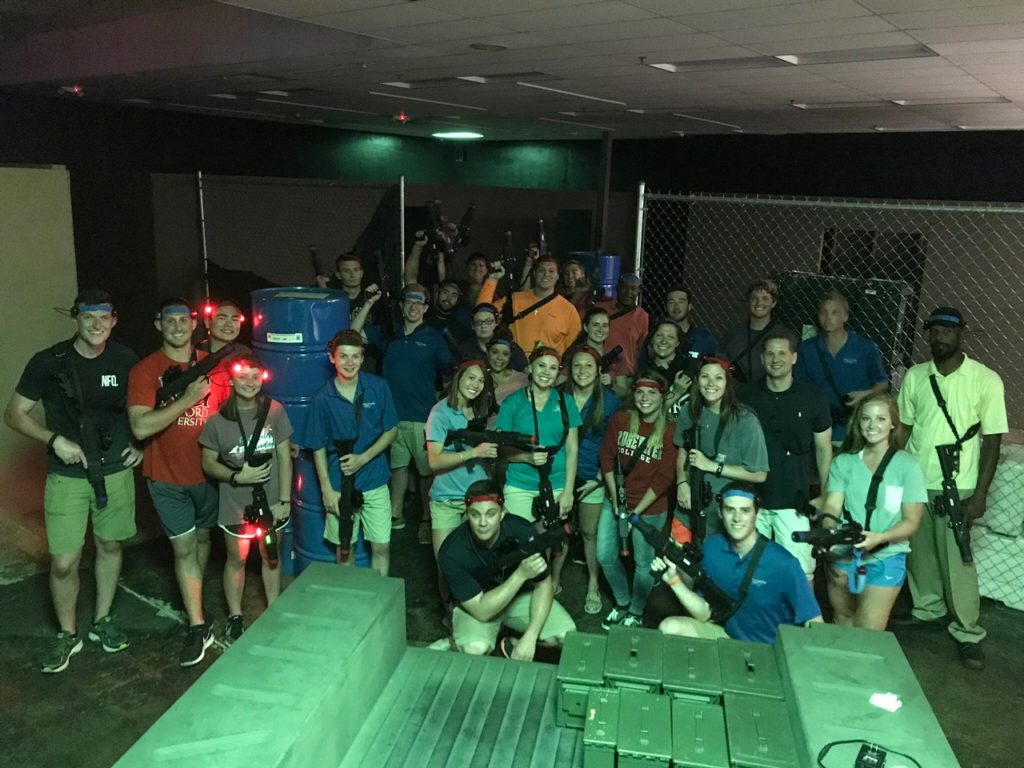Open Session Laser Tag