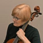Brudvig Deborah with cello