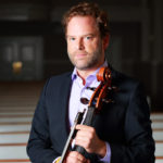 Tobias Werner with cello