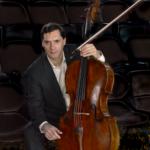 Cellist Jan Mueller-Szeraws