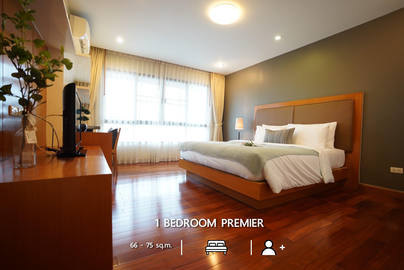 1 Bedroom Premier Sunshine Sriracha Hotel & Service Apartment
