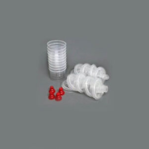 3M 3oz PPS Kit with Lids and Liners
