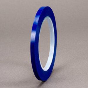 3M Blue Plastic Tape – 1/4″ x 36 YD