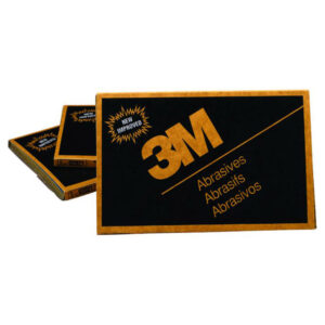 3M Wet/Dry Abrasive Sheets – Asst Grits