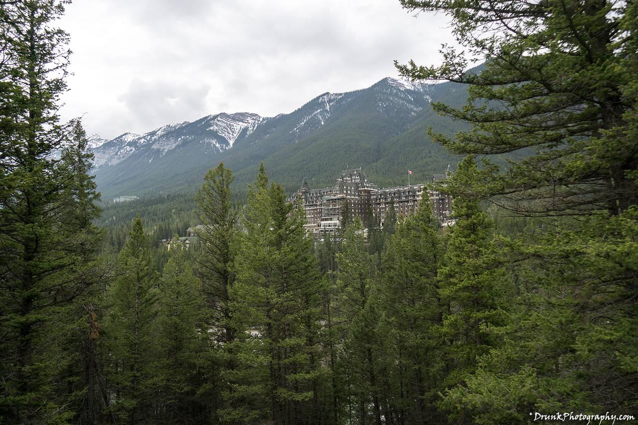 Banff Surprise Corner Viewpoint Drunkphotography.com