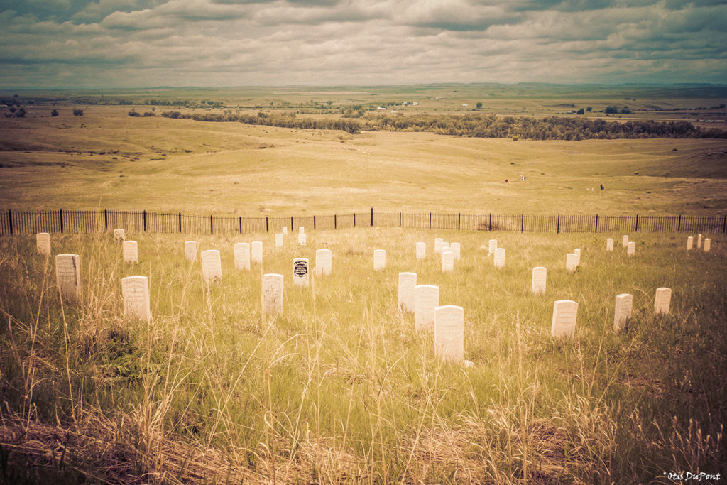 Battle of Greasy Grass, Custer's Last Stand, Battle of Little Bighorn, Drunkphotography.com Otis DuPont