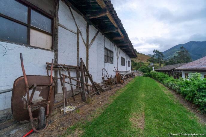 Hacienda Leito